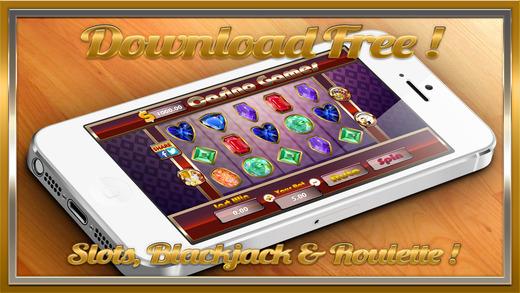 AAA Aattractive Diamond Jewery Roulette Blackjack Slots Jewery Gold Coin$
