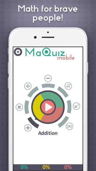 MaQuiz Mobile Prof