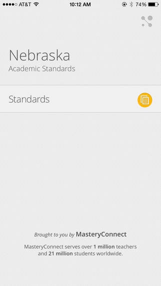 Nebraska Academic Standards