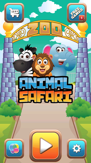 Animal Safari Pro