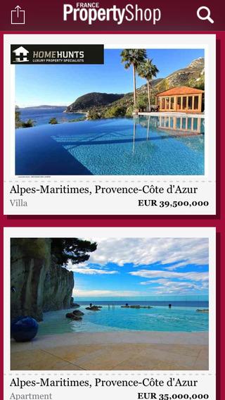 France Property Shop