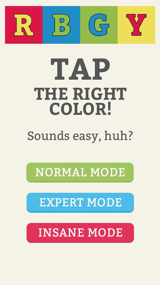 RBGY: Tap Color - Freaking Color Puzzle