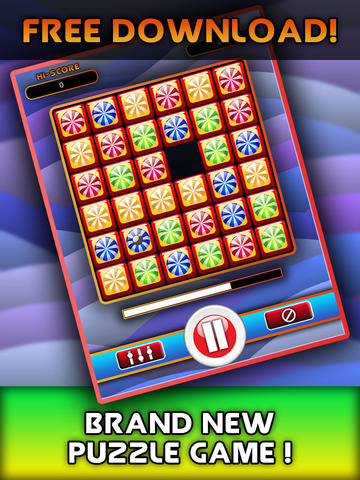 Candy Crunch Mania – Play Finger Reflex Puzzle Game for FREE !