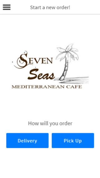Seven Seas Mediterranean Cafe