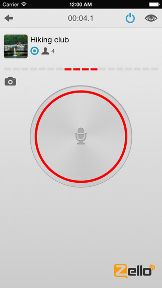 Zello Walkie Talkie Screenshots