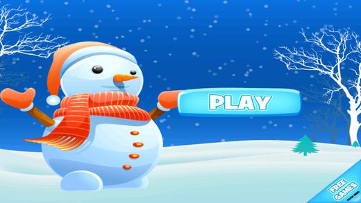 Holiday Snowball Christmas Rush - Awesome Snowman Strike Mania FREE