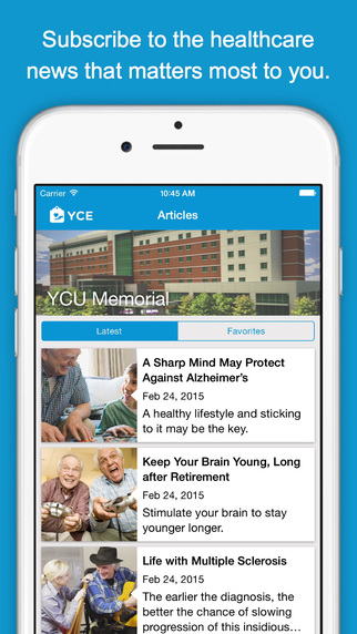 YourCareEverywhere - A Health Wellness and Patient-focused App by YourCareUniverse