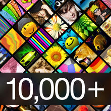10000+ Wallpapers for iOS 8, iOS 7, iPhone, iPod and iPad - iOS Store App Ranking and App Store Stats
