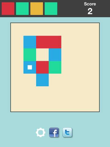 玩免費遊戲APP|下載Match The Color Tiles Pro - Folt Endless Mode app不用錢|硬是要APP