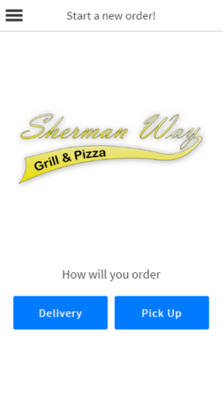 Sherman Way Grill Pizza