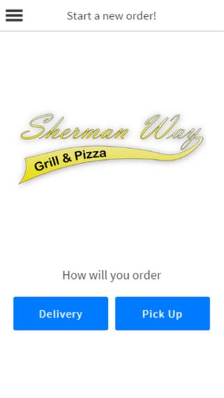【免費生活App】Sherman Way Grill & Pizza-APP點子