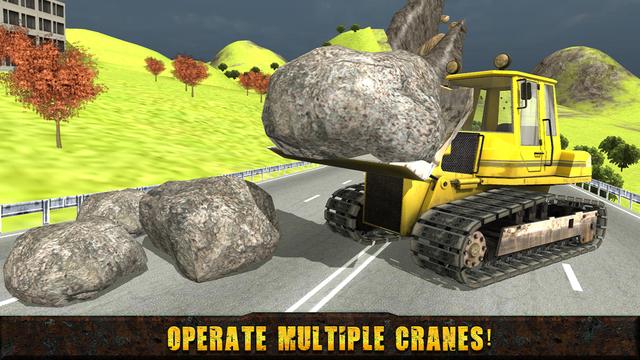 Hill Climb Rescue: Off-Road Truck Driver Simulator