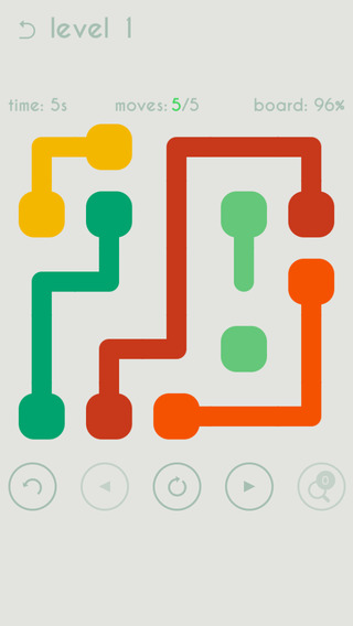 Line Flow Returns - Awesome line puzzle