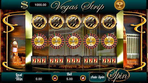 Aalan Vegas Strip Slots - Free Casino Jackpot Machine
