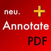PDF工具 – neu.Annotate+ PDF [iOS]