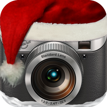 Christmasfy - Photo Booth Editor with Holiday Christmas Stickers! LOGO-APP點子