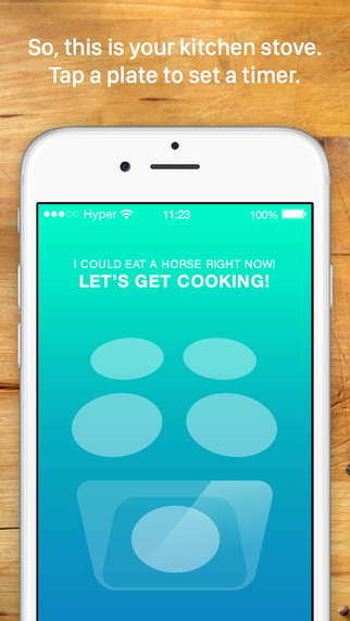 Thyme: A kitchen timer for your culinary arts Screenshots