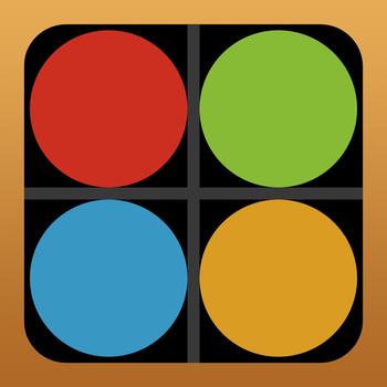 Tap Dots Puzzle 遊戲 LOGO-阿達玩APP