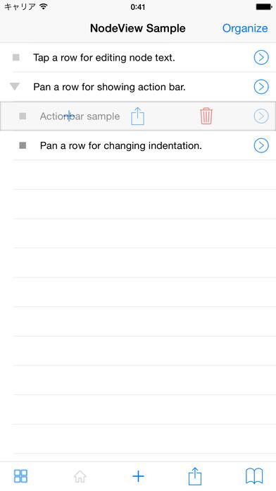 Nodebook - New feeling memo app iPhone Screenshot 3