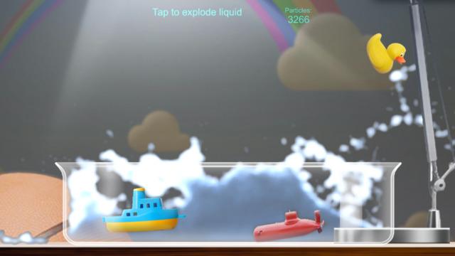 Liquid Physics 2D
