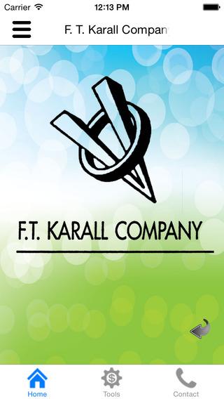 F.T. Karall Company