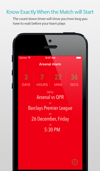 Arsenal Alarm — News live commentary standings and more for your team