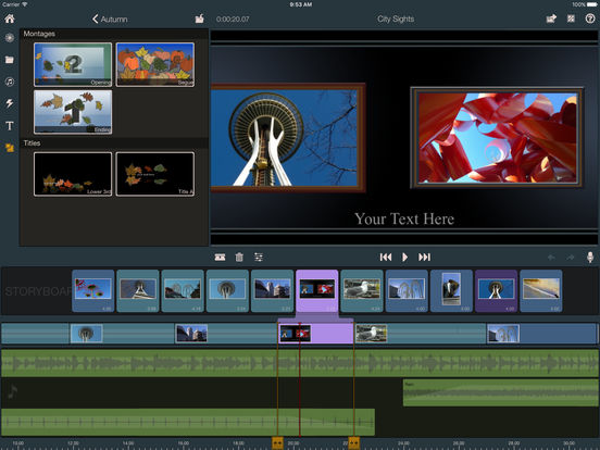 Screenshot #2 for Pinnacle Studio Pro