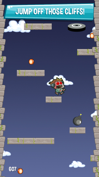 玩免費遊戲APP|下載Hilarious Dumb Zombies - Road trip jumping game. app不用錢|硬是要APP