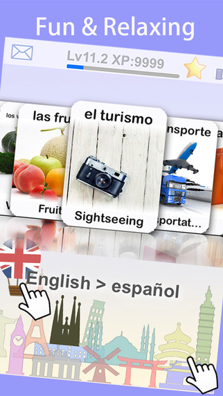 Learn Spanish Vocabulary with Baby FlashCard by LingoCards Free