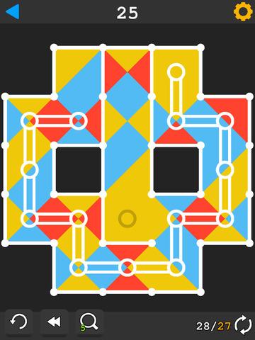 Colorazy Уникальная Головоломка про Цвета и Лабиринты
