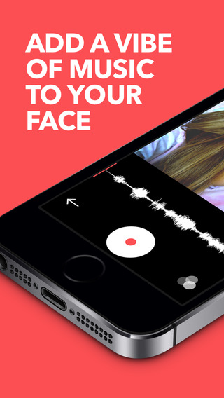 FacePlay - Creative Selfie videos for Vine Youtube and Instagram