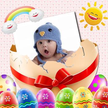 Happy Easter Frames LOGO-APP點子