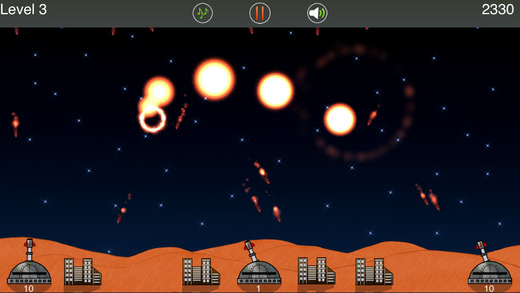 Missile War :Command Your Fight