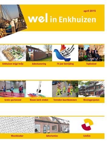Wel in Enkhuizen