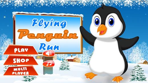 Flying Penguin Run Lite