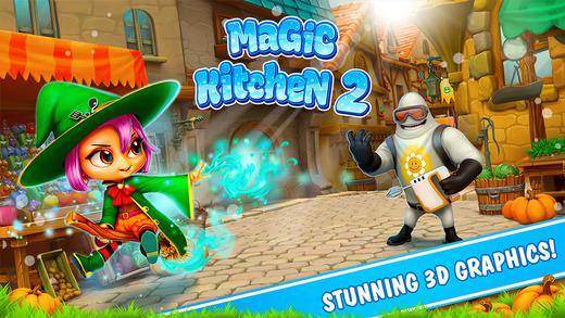 Magic Kitchen 2