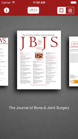 JBJS Journals