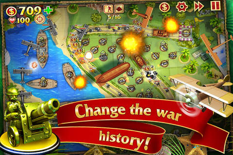 Toy Defense: Relaxed Mode – strategy app screenshot