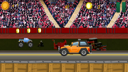 玩免費遊戲APP|下載Truck Madness - Total Destruction Off-Road app不用錢|硬是要APP