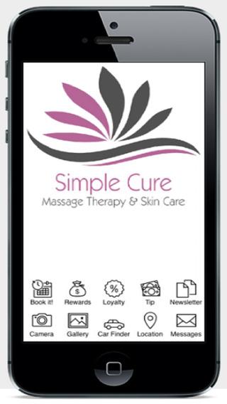 Simple Cure Massage Skin
