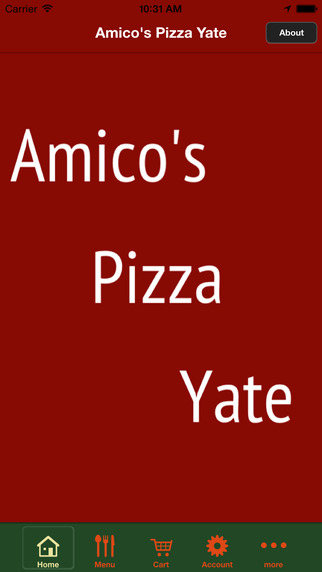 Amico's Pizza Yate