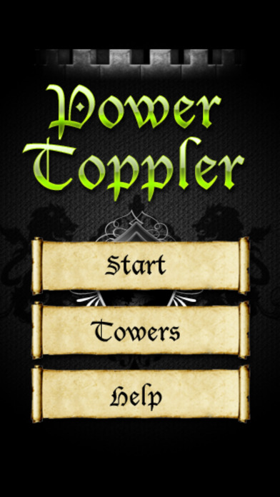 Power Toppler iPhone Screenshot 2
