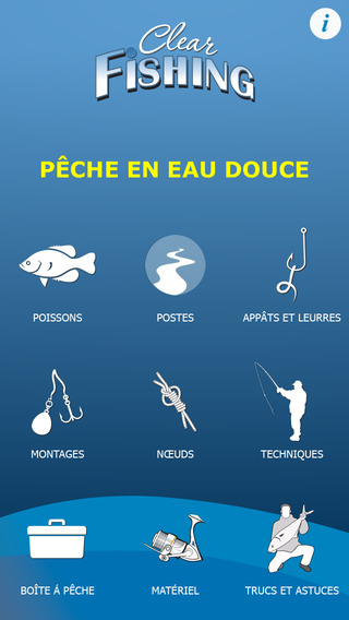 Pêche en eau douce - Clear Fishing Lite