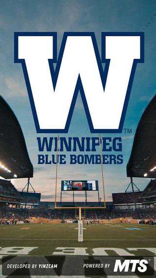 The Official Winnipeg Blue Bomber Mobile App