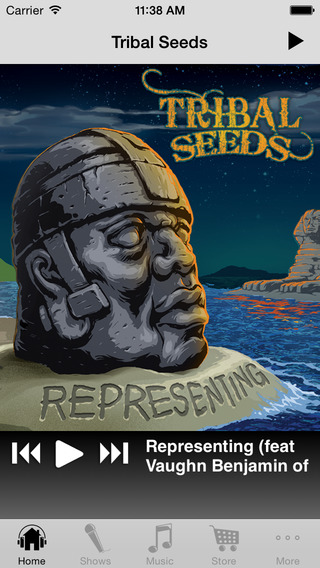 Tribal Seeds Official App