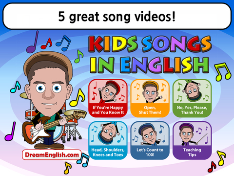 Kids Songs in English HD on the App Store