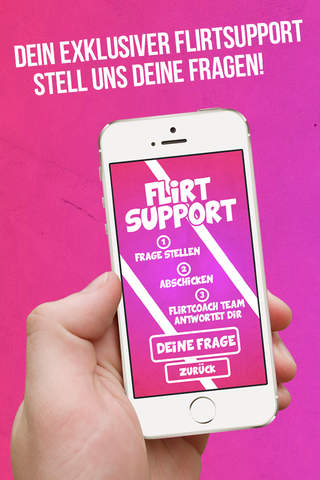 Flirt Coach + screenshot 2