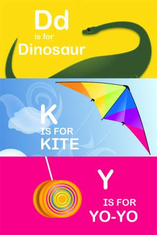 Screenshot 2 Interactive Alphabet ABC's