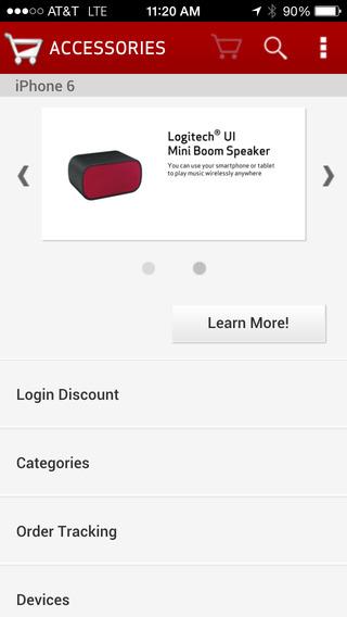 Verizon Mobile Accessory Store