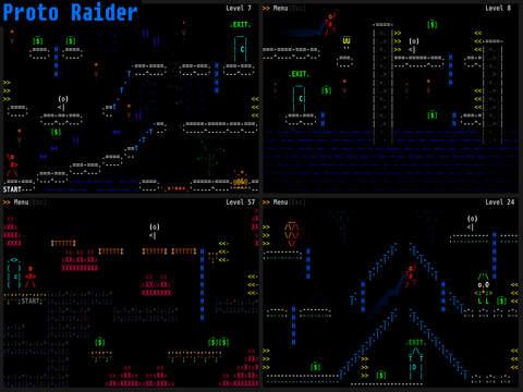 Proto Raider Screenshot